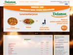 Dalaman pizzeria kebab - Salonaukio, Tonttila, Lahti
