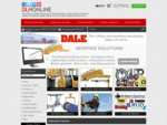 Lifting Equipment | Hydraulic Jacks | Electric Hoists | Electric Winches | Overhead Cranes Dale ...