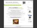 Yogales, Ayurveda consult, behandeling en massage in Amsterdam | Yoga Ayurveda - Dalia Zaltron