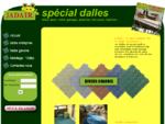 Dalles-plastique. fr jadair, votre specialiste de la dalle plastique pour jardin, garages, terra