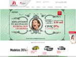 Tu primer distribuidor Honda en México. Servicio, Bodyshop, Accesorios. Dalton Pasión por Ti.
