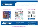 DAMAC - automatismes et instrumentation, télécommandes radio et variateurs de tension