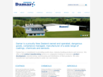 Damar Industries - Contract Manufacturing, Coatings, Chemicals, Aerosols