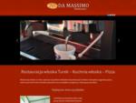 Restauracja włoska w Turku – najlepsza, oryginalna pizza i wiele innych dań kuchni włoskiej, aksam
