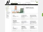 Services von A1 im Gesundheitswesen - einfach professionell | A1.net
