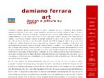 Design Sicilia - Damiano Ferrara - design e pittura su vetro