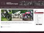 Damião Motos Antigas - Colecção de Magnificas Motos Antigas