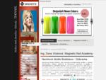 Magnetic Nail Academy - školenia a kurzy
