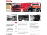 DANBUD | TERBERG Polska | Samochody ciężarowe
