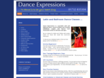 Dance Expressions | Latin and Ballroom Dance Classes …
