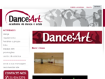 Dance039;Art - Entrada