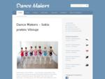 Dance Makers - šokių batai, šokių apranga ir aksesuarai