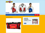 Dando Sports taekwondo martial arts karate equipment sparring gear uniforms