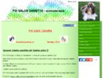 Psí salon Danetta - stříhání psů, úprava psů, aromaterapie | Hlavní strana Home
