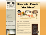 Ristorante Pizzeria Da Nico Langelsheim