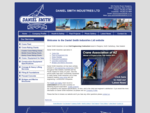 NZ Crane Hire, Bridge Construction, Wind Farm, Ground Improvement - Daniel Smith Industries Ltd -