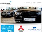 Brugte Biler Audi - BMW - Mercedes - Autohuset Hillerød