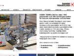 Dansk Teknologi Forside