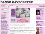 Dansk Gavecenter - gaver til hele familien