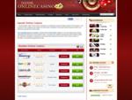 Dansk Online Casino - Her kan du lære alt om casino spil på nettet