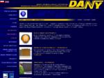 DANY - Bramy, szlabany, piloty, automatyka. Produkcja i projektowanie urządzeń elektronicznych