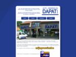 Welkom bij auto-onderdelen Dapat uit Jabbeke | Bij ons vindt u uitlaten, schokdempers, remschijve
