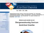 Diergeneeskundig Centrum Zuid-Oost Drenthe in SLEEN COEVORDEN ( dierenarts, dierenartsen, zuid