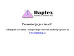 Daplex - kozmetika za savremenu ženu!