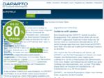 DAPARTO - Autoteile Preisvergleich aus über 10 Millionen Teilen.