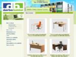 Biuro baldai - kompiuteriniai stalai, stalčių spintelės, dokumentų spintos, rūbų spintos, kėdės,