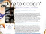 Dare to Design marketing en communicatie Rotterdam | Dare to Design