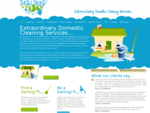Domestic 'Chemical Free' Cleaning Services