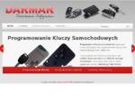 Programowanie kluczy i pilotów samochodowych Darmar Szczecin