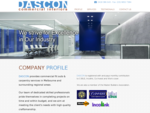 DASCON COMMERCIAL FIT OUTS