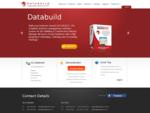 Databuild | Estimating Business Management Software