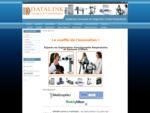 DATALINK ST expert en Exploration Fonctionnelle Respiratoire et Epreuve d'Effort, DATALINK,...