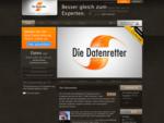 Datenrettung direkt von den Profis CONVAR Die Datenretter Unsere Datenrettung ist nach ISO ...