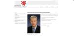 Homepage des Hessischen Datenschutzbeauftragten