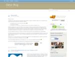 Dator Blog - développement life
