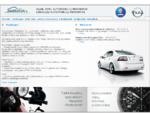 Daudrius - SAAB ir OPEL automobilių remontas