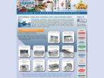 Gastrozariadenie, zariadenia pre veľkokuchyne | www. davac. sk