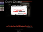 Dave Chang - Record Producer