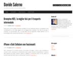 Il Blog di Davide Salerno