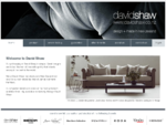 David Shaw Furniture - designed made in new zealand - chairs, sofas, sofa beds, modular units,