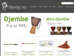 davoy. no - Endre Dåvøy Musikk