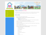 DaZ Tršice - Projekce, stavby, poradenství