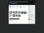 David Bull Architects Home Worcester, Worcestershire