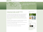DCM Design Graphic and Web Design New Zealand