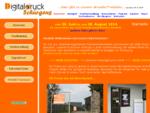Digitaldruck Schürgens - Bundesstrasse 41 - 52159 Roetgen - Tel. 02471 3112