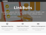 LinksBulls - Affiliate Marketing Made Easy - Content Monetization
